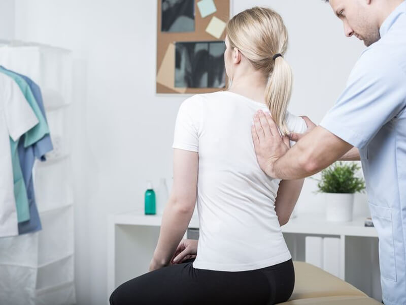 O que a quiropraxia trata
