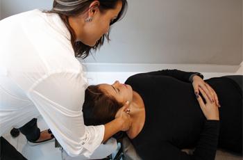 quiropraxia tecnica diversificada